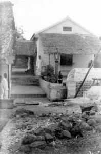 Early Ramanashram