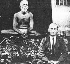 Paul Brunton & Bhagavan