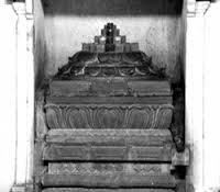 Sri Chakra at Ramanashram